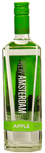New Amsterdam Vodka Apple 750ml